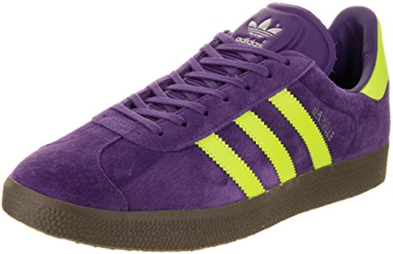 adidas gazelle / originaux unipur / gazelle syello hommes chaussure 8 hommes nous gum5 occasionnel et d715f2