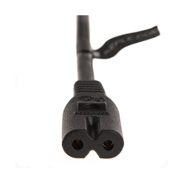 Conector Figura 8 2 Metros C7 Cable de alimentacin de Keple para ...