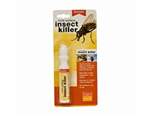Rentokil PSM73 Multi Surface Fly and Ant Killer Pen