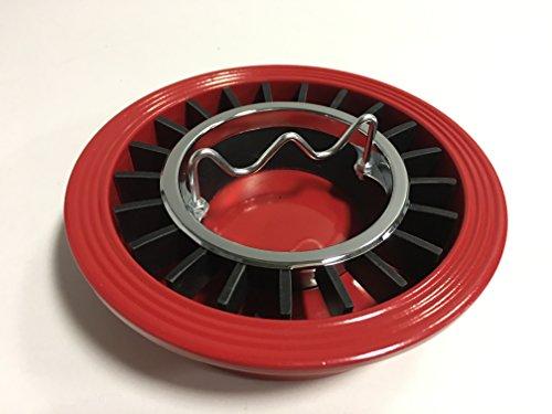 Angelo 407110 Cendrier Smokeless, Multicolore, 13,5 cm, Divers Plastiques, 10 x 10 x 10 cm