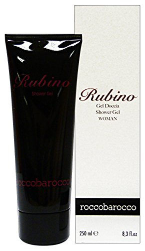 Roccobarocco rubis douche femme 250 ml. Les savons et cosmétiques
