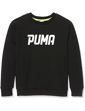 Puma Sudadera Deportiva con Cuello Redondo para ni&ntilde Sports Style Crew Sweatshirt, Infantil, Sports Style...