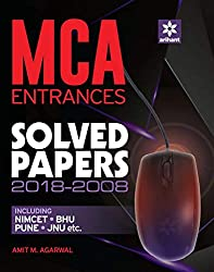 Solved Papers for MCA Entrances