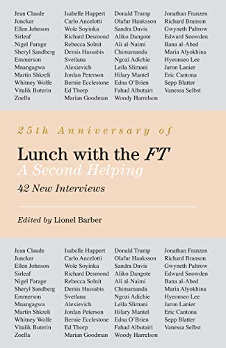 Industrie-shop Mäntel (Lunch with the FT: A Second Helping (English Edition))