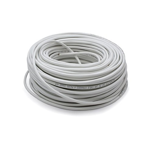 Vultech SC13102-100 Matassa Lan Categoria 5e FTP 100 Metri 23AWG Bobina di Rete Ethernet 100m Cat5e