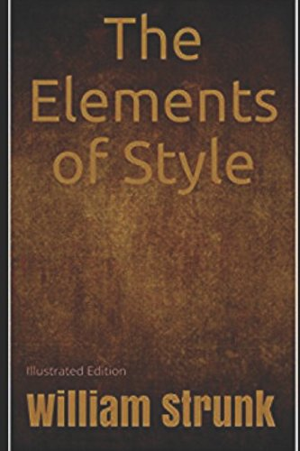 The Elements of Style - Illustrated Edition