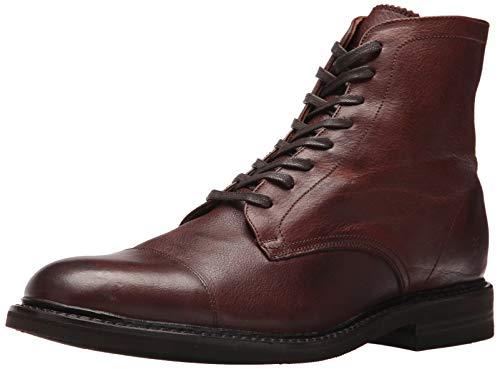 FRYE Men's Seth Cap Toe Lace Up Fashion Boot Cap Toe Lace Up Cap