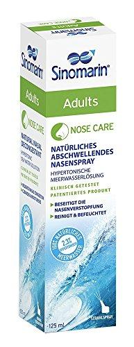 SINOMARIN Adult Nasenspray, 125 ml