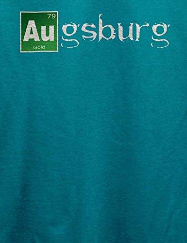 Augsburg T-Shirt Türkis