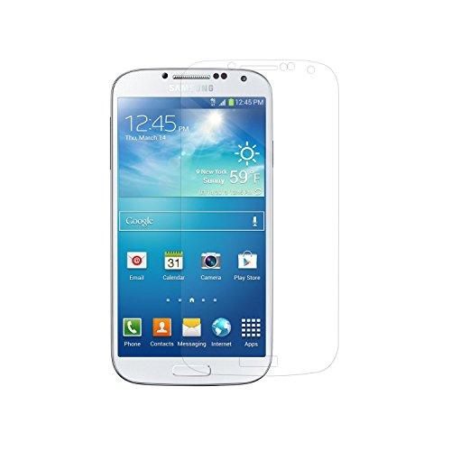 simplecase Premium Displayschutz-Glas für Samsung Galaxy S4-9H Panzer-Glasfolie aus Echtglas/Verbundglas/Panzerglas - Transparent - 1 Stück