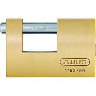 ABUS KG 11492 Padlock, Gray, 90 mm