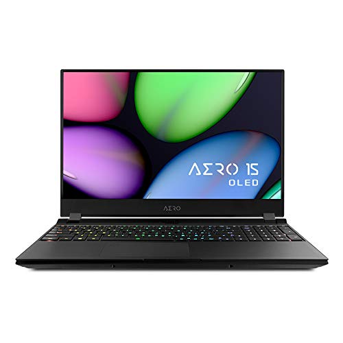 Gigabyte AERO 15 OLED SA-7UK5130SH notebook, 15.6 OLED /i9-9980HK 8Cores /RTX 2070Q /8G *2 /512G SSD PCIe NVMe / /Win 10 Pro+ Best Price and Cheapest