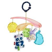 Fisher Price Mini Dönence, Bebek Arabasına Takılabilir, Pratik, Taşınabilir Dönence DYW54