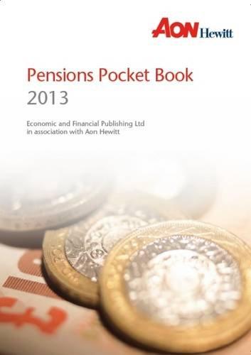 Pensions Pocket Book 2013