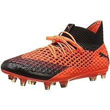 Amazon.es  Botas Futbol Puma - Negro 59a475918758c