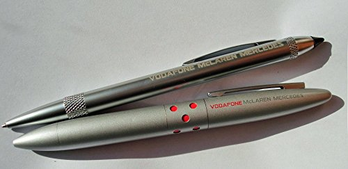 pens-x2-silver-etched-formula-one-1-mclaren-mercedes-f1-team