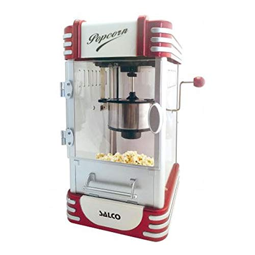 Salco SNP-17 Popcorn-Maker Party Popcorn-Maschine rot