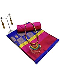 Saree Mall Womens Cotton Sarees Cotton Sarees New Collection 2018 Saree Saree Combo Offers For Women Saree Cover...