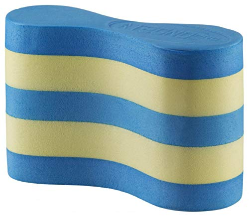 Beco Schwimmhilfe Pull Buoy Pro (Farbe: blau-gelb) -