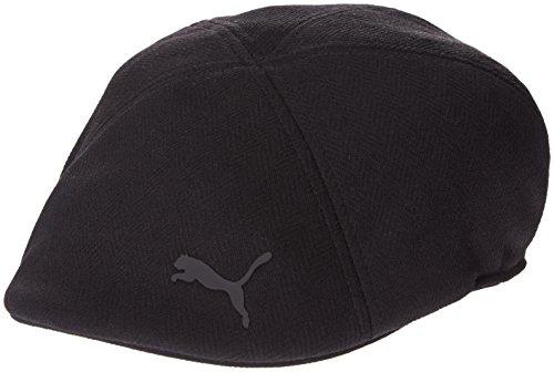 Puma Golf Herren Lifestyle-Treiber Feuchtigkeit Cap - Puma Schwarz - M/L