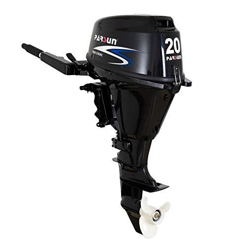 Parsun Aussenborder Benzinmotor 2,6-40 PS | Leistungsstarker 4-Takt Außenborder Bootsmotor |Einspritzer Außenbordmotor für garantierten Fahrspaß in diversen PS Ausführungen (20 PS, Kurzschaft)