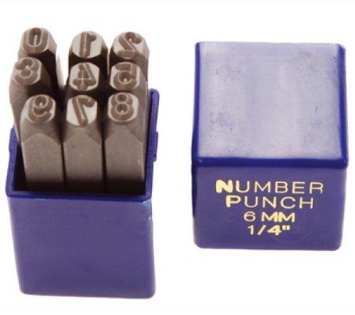 Einschlagzahlen, 12 mm