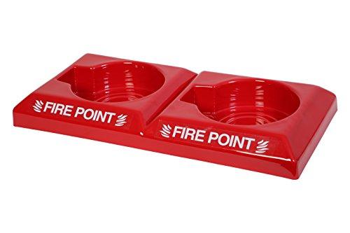 Firechief SFP2/rosso doppia Composite Fire Point, 6-9kg, rosso