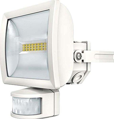 Theben 1020911–Spot LED theLeda E10WH détecteur 180O Blanc 12m