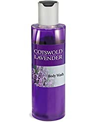 Lavender Body Wash - 200ml - 100% Grown in Cotswold, England. Made in the UK
