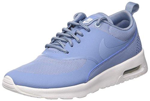 Nike Damen Air Max Thea Sneaker, Blau Work Blue/White, 38 EU (Camo Nike Frauen Schuhe)