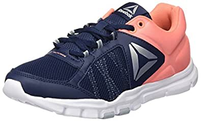 Reebok Damen Yourflex Trainette 9.0 Mt Sneaker Low Hals