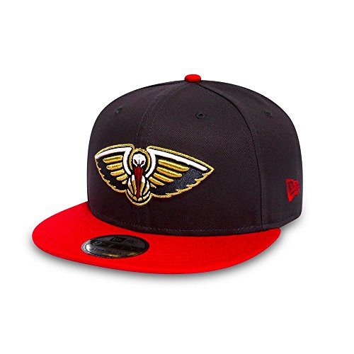 New Era 9FIFTY Snapback NBA Team New Orleans Pelicans M/L