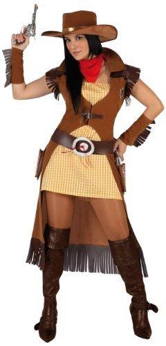 Imagen de atosa  disfraz de vaca para mujer, talla 38  40 5899  alternativa