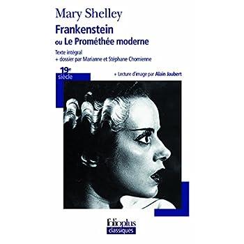 Frankenstein ou Le Prométhée moderne