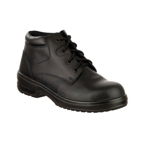 Amblers Safety FS130C - Chaussures montantes de sécurité - Femme Noir