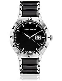 Chrono Diamond Reloj con movimiento cuarzo suizo 10400C Man