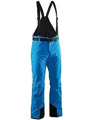 8848Altitude Guard Softshell Pant Men Turqouise, color , tamaño XL