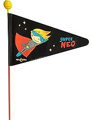 "Fahrradwimpel ""Super Neo"", teilbar 826154"
