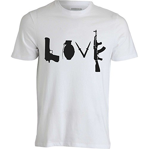 banksy-love-guns-war-graffiti-uk-fashion-revoliution-anonymous-t-shirt-homme-blanc-xl