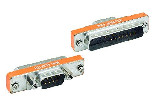 cablelera zaga2212mm DB9Stecker auf DB25Stecker Mini bei Modem Adapter - Db25-stecker