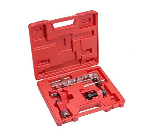Bördelgerät Bördel Bremsleitung Bördelwerkzeug Werkzeug Set Satz 3tgl(FT-101212)