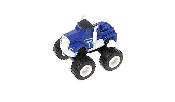 Rouge Exing Voitures Blaze Machines V/éhicule Jouet Transformation de Camion de Voitures de Course Joue des Cadeaux pour des Enfants