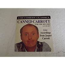 Canned Carrott for Record