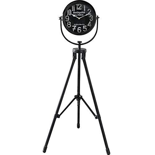 n Retro Iron Lighthouse Dekorative Uhr Pendelarbeiten Wohnzimmer-Lobby Boden Dekoration Produkte ()
