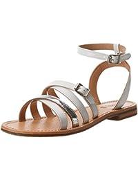 3b88de4f5597 Amazon.fr   Geox - Sandales   Chaussures femme   Chaussures et Sacs