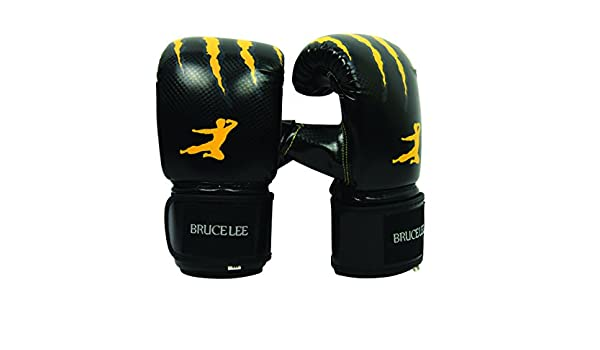 /Size S/ Bruce Lee Signature Sparring Punching Bag Gloves Boxing Glove/ /XL