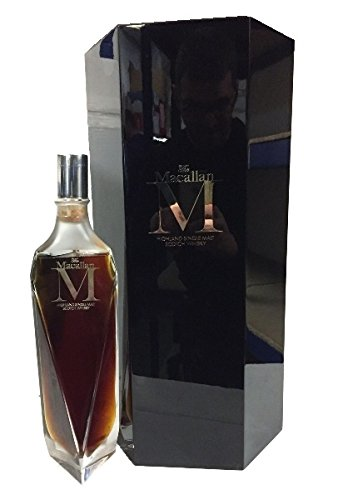 Macallan M Decanter The 1824 Series Single Malt Scotch Whisky 45%
