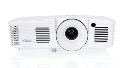 Optoma X402 DLP-Projektor (XGA, Kontrast 20000:1, 1024 x 768 Pixel, 4200 ANSI Lumen, HDMI, VGA) weiß