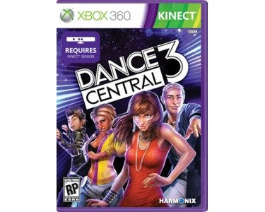 Dance Central 3 Xbox 360 S Pal Dvd - Central Dance Xbox 3 360