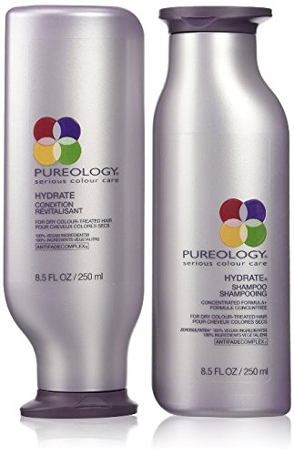 Price comparison product image Pureology Hydrate Shampoo And Conditioner Set, 8.5 Oz.